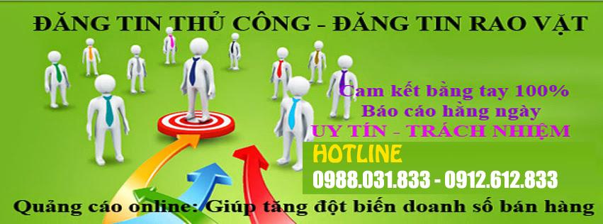 Dịch vụ đăng tin rao vặt miễn phí